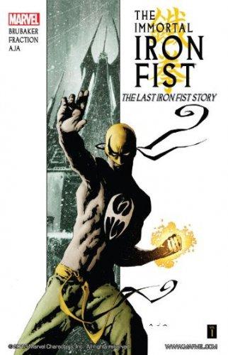 Free Immortal Iron Fist Vol. 1 at Comixology