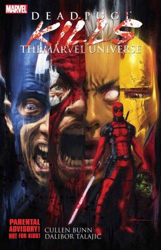 Deadpool kills the Marvel Universe. £1.66 on Kindle @ Amazon