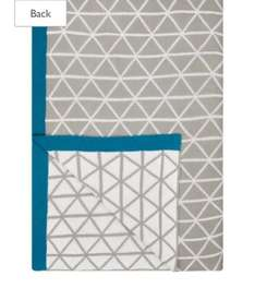 John Lewis Isometric Throw reduced from £59 to £19.70 inc £2 C+C