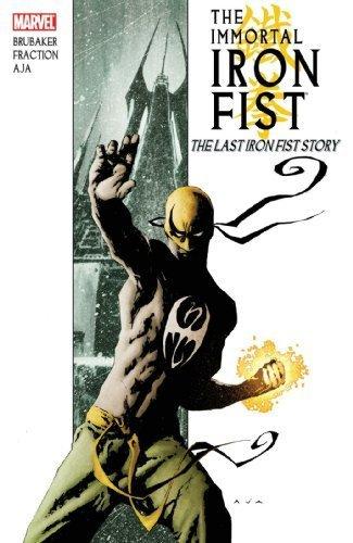 Amazon Kindle - Immortal Iron Fist Vol 1 Graphic Novel - Free