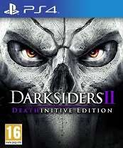 Darksiders 2 Deathinitive Edition PS4 Used As-New @ BoomerangRentals - £7.53