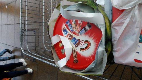 Celebrations tub £3 @ Morrisons