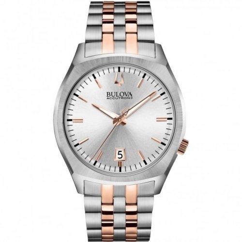 Jewellers sale, example Bulova 98B220 Men's Accutron II  was £449  now 62% off £158.55 @ H.S Johnson