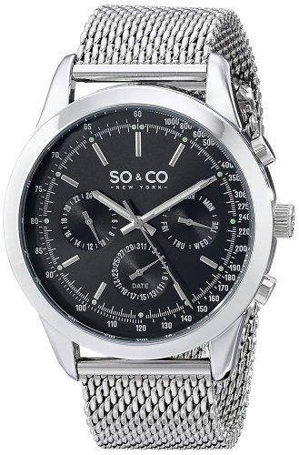 SO & CO New York Monticello Men's Quartz Watch £38.56 (was £221.10) @ amazon