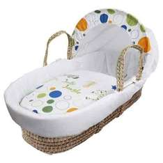 kinder valley jolly jungle Moses basket £16.87 @ Tesco