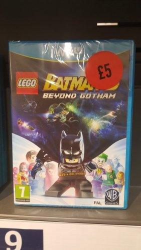 Batman Beyond Gotham (Wii-U) ONLY £5 Instore @ Sainsbury's