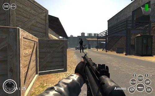 Hitman Sniper 10p @ Google Play Store