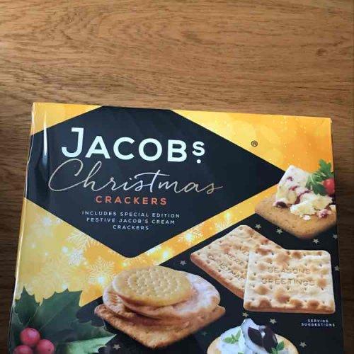 Jacobs Cream Crackers 450g box 50p @ Makro