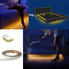 Motion Activated Light for Under Cabinet, Bed, Hallway, Dark Corner Accent Lighting - £18.99 with Prime - Sold by AlierKin Uk and Fulfilled by Amazon.