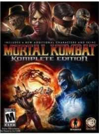 Mortal Kombat Komplete PC (Use 5% FB code) £1.32 @ Cdkeys