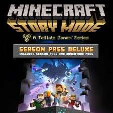 Minecraft Storymode DLC for PS4 £11.59 for ps plus members!