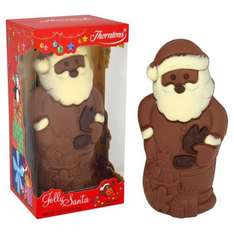 Thorntons santa,snowman and reindeer chocolate 200grams £1.50 @ morrisons