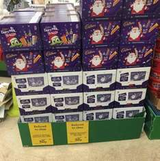 Cadbury Selection Boxes reduced to 50p @ Morrisons