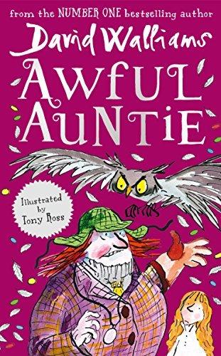 Awful Auntie by David Walliams Kindle Edition 99p @ Amazon