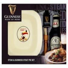 Guinness pie dish gift set. £4.25 instore @ Tesco
