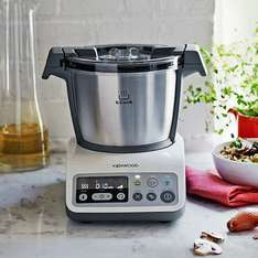Kenwood kCook Food Processor & Multicooker (chops, stirs and then cooks - all in one) - White £129.95 John Lewis (originally £260)