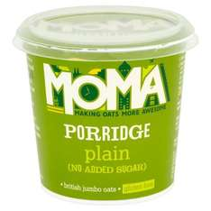 moma plain porridge was £1.28, now 70p at Morrisons