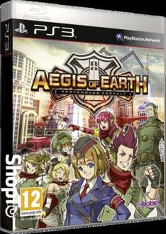 Aegis of Earth: Protonovus Assault (PS3) £7.85 Delivered @ Shopto
