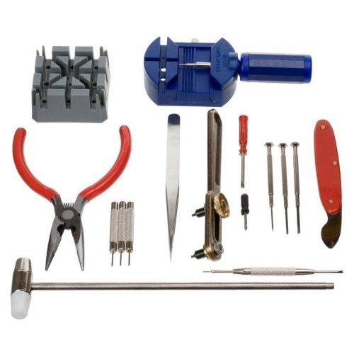 Generic 16 pcs Deluxe watch opener tool kit repair pin Remover 6955170801480 £2.96 @ Amazon / Grids London.