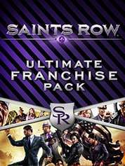 Saints Row Ultimate Franchise Pack (Steam) £8.13 (Using Code) @ Greenman Gaming (Includes Free Mystery Game)