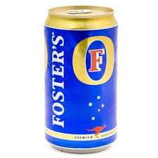 Fosters 10x440ml for £6.99 in home bargains
