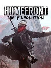 Homefront: The Revolution (Steam) £7.28 (Using Code) @ Greenman Gaming (Includes Free Mystery Game)