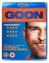 Goon (Blu Ray) £3.23 @ ebay/123dvd_shop