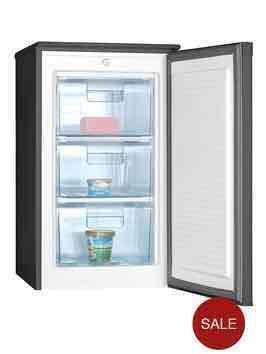 Swan SR8090B 50cm Under Counter Freezer - Black Was £259.99 Now £99.99 Save £160.00 @ Very (+ £6.99 Del)