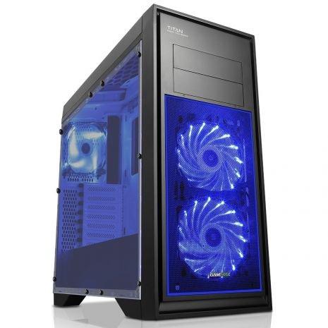 AWD Titan Intel I5 6400 3.3GHz GTX 1070 8GB DDR5 VR Gaming PC £729.95 @ AWD-IT