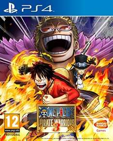 One Piece - Pirate Warriors 3  (PS4) £12.05  Delivered (used-like new) @ Boomerang