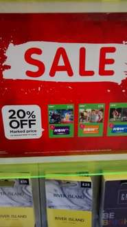 20% Off Now TV, Sports Pass 1 week ( now £8.00), 3 Months entertainment pass or 2 month movies pass ( now £12) & Asda