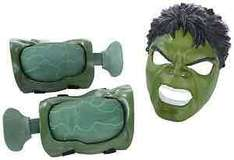 Avengers Hulk Mask and Mighty Muscle Gamma Power Pack: The Official Argos Store eBay £5.99 free delivery
