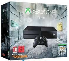 Xbox One 1tb - Tom Clancy - The Division Bundle £199.99 @ Tesco Direct