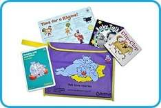 Free Bookstart packs for young children