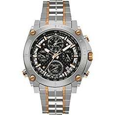 Buy a Bulova Mens Precisionist Watch for £269.12 and get a Bulova Mens Dress Watch worth £139 for free