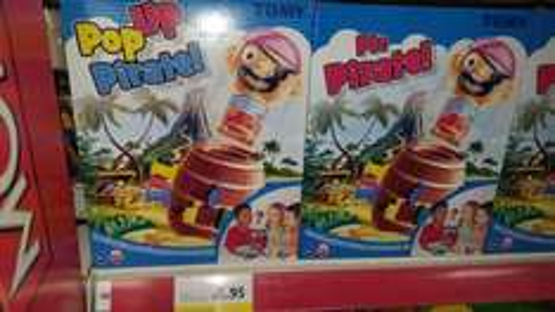 Pop Up Pirate £5.95 @ Tesco (instore)