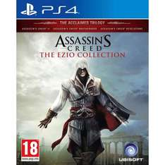 Assassins Creed The Ezio Collection 24.99 @ Smyths