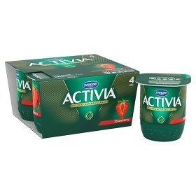 4x Activia £1 at Asda