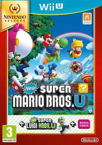 New Super Mario Bros. U + New Super Luigi Udigital  eshop £15.99