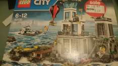 Lego City Prison Island and various other toys £25 @ Asda