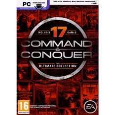 Command and Conquer: Ultimate Edition £4.95 (PC) @ thegamecollection
