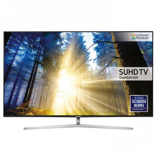 "Samsung UE49KS8000 SUHD HDR 1,000 4K Ultra HD Quantum Dot Smart TV, 49"" with Freeview HD/Freesat HD, Playstation Now & 360° Design, UHD Premium £1149 @ John Lewis"