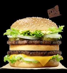 Start the New Year with a Burger King - BOGOF Big King £1.99 - Family Bundle inc 2 Whoppers +  2 Cheese Burgers + 4 fries £8.99 and more (see post) with the Burger King app