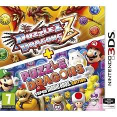 Puzzle & Dragons + Super Mario Bros. Edition (3DS) - £9.65 Delivered @ Sold by Video Game UK via eBay