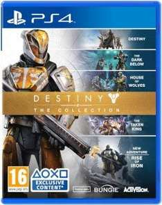 Destiny The Collection [PS4] £25.19 with New Customer Code @ Zavvi (£27.99 without code)