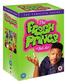 The Fresh Prince Of Bel-Air: The Complete Series  (DVD) £29.99 @ eBay sold by TheEntertainmentstore
