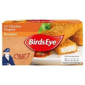 Birds Eye Chicken Fingers 350g - 2 for £2 (=700g) @ Asda