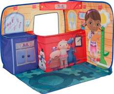 Disney Doc Mcstuffins 3D Playscape. From the Official Argos Shop on ebay  for 5.39 delivered