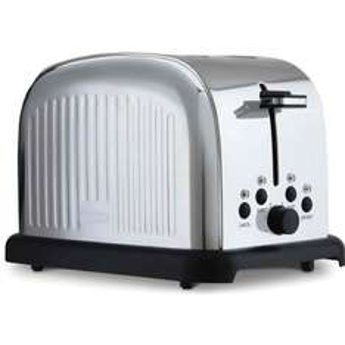 Bella Linea Stainless Steel 2 slice toaster £8.49 @ Robert Dyas
