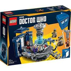 Lego Ideas Doctor Who 21304 £32.97 at Asda George